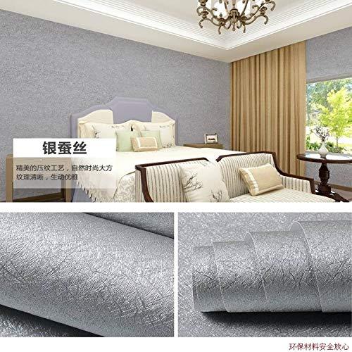 lsaiyy Decoración de Papel Tapiz Autoadhesivo salón Dormitorio Pegatinas de Pared Moderno Papel Pintado Impermeable Simple- 60CMX5M