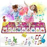Music Mat S Teclado Piano Play Play Mat Dance Play Playmat Music Manta Manta Manta Playmat Playmat Playmat Ejecutivo Educativo Temprano para Niños
