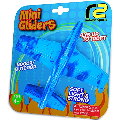 Airplane Toy Foam Airplanes for Kids: Best Styrofoam Plane Glider Outdoor Toys for Boys & Girls All...