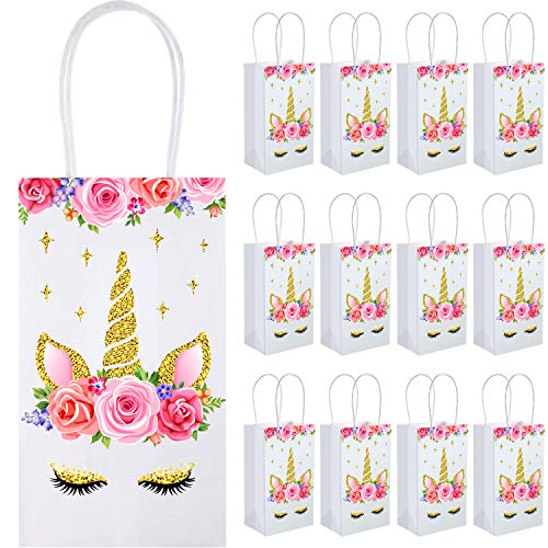 Unicorn Goodie Bags (Set of 12)
