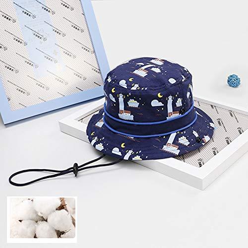 Yunbai Sombrero del sombrero del cubo de pesca pescador sombrero del algodón del sombrero al aire libre Mujer Cap de Deportes sombrero del sol del sombrero de Hip Hop cuenca del sombrero del visera, V