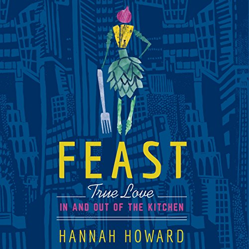 Feast audiobook cover art