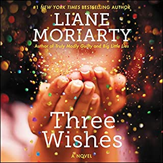Three Wishes audiobook cover art