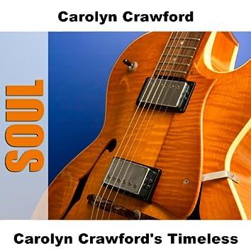 Carolyn Crawford's Timeless