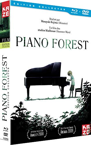 Piano Forest - Edition Ultime [Combo Collector Blu-ray + DVD]