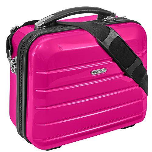 Kosmetikkoffer, Beauty Case London Pink - 240516