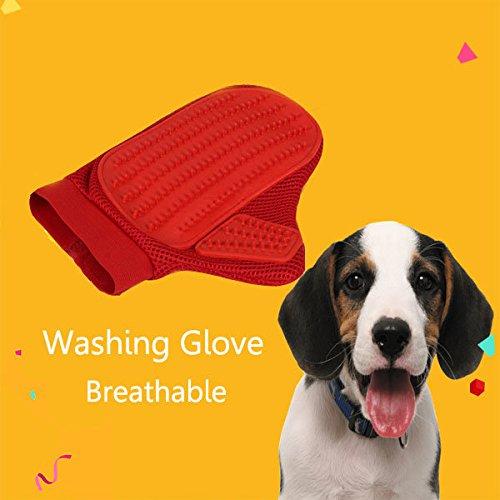 Bazaar Yani HP-PG1 huisdier hond Wahing haar kam schoonmaken Kat borstel kam haar zwemmen schoonmaak handschoen