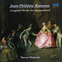 Complete Works for Harpsichord by JEAN-PHILIPPE RAMEAU (2009-05-01)