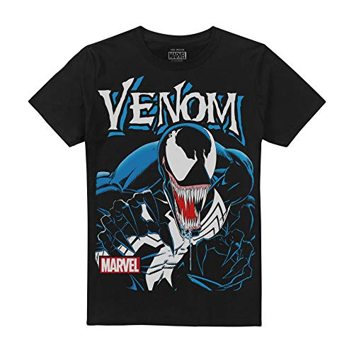 Marvel Venom Anthihero Camiseta para Hombre