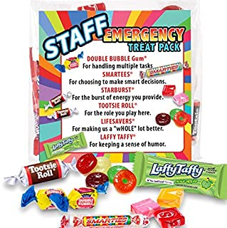 Thanks for Always Going the Extra Mile Extra Gum Favor Thank You GiftStaff AppreciationCoworker GiftFavors in BulkGifts in Bulk