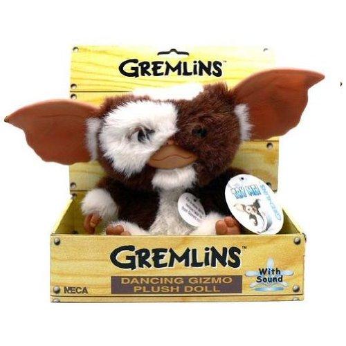 Desconocido Gremlins - Gizmo Peluche bailarín, 20 cm (NECA
