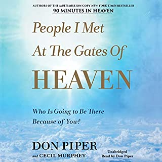 People I Met at the Gates of Heaven cover art