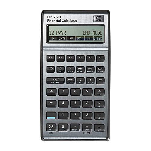 HP 17bII+ Taschenrechner