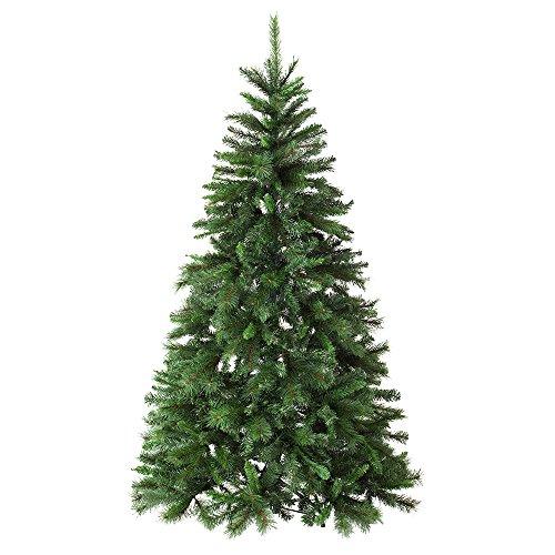 Catral Minsk - Árbol de Navidad, Altura de 1,80 m, Color Verde