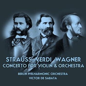 Strauss - Verdi - Wagner