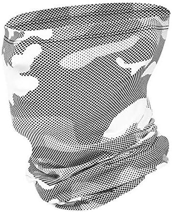 Sireck Neck Gaiter Half Face Mask Bandana Magic Scarf Headband Cycling Cap Headwear Balaclava product image