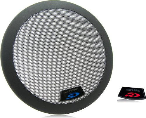 Alpine KTE-10G 10' Type-R / Type-S Subwoofer Grille Grill