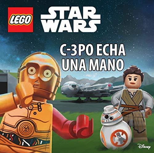 LEGO Star Wars. C-3PO echa una mano