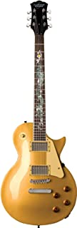 Oscar Schmidt OE20 Electric Guitar, Serpentine Gold