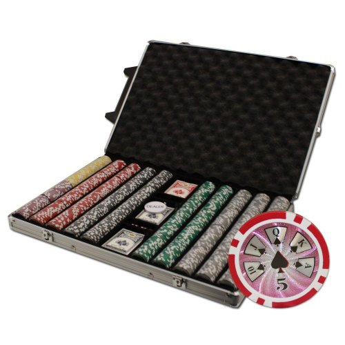 1000 14g clay poker chips - 8
