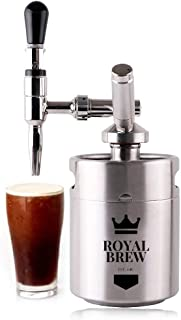 cold brew coffee keg system