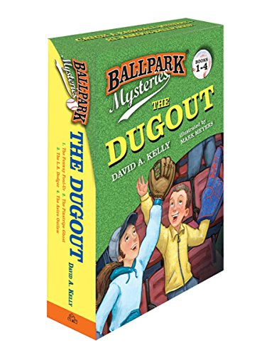 Ballpark Mysteries: The Dugout boxed set...