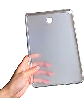 Cavor Galaxy Tab S2 8.0 Inch T710/T715 Clear Case, Ultra-Thin Slim-Fit Silicone Back Cover Clear Plain Soft TPU Gel Rubber Waterproof Protector Shell for Samsung Galaxy Tab S2 8.0 Inch T710/T715