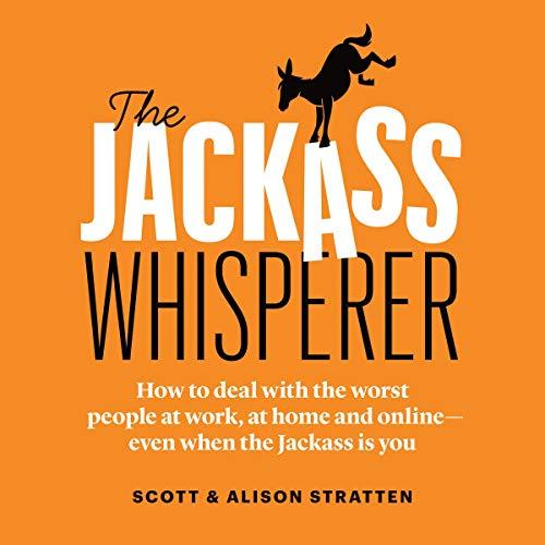 The Jackass Whisperer audiobook cover art
