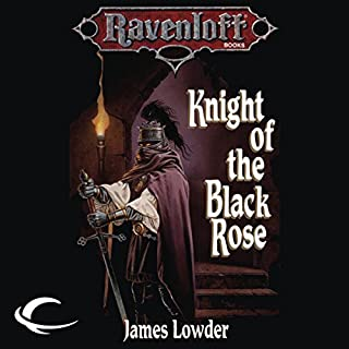 Knight of the Black Rose cover art