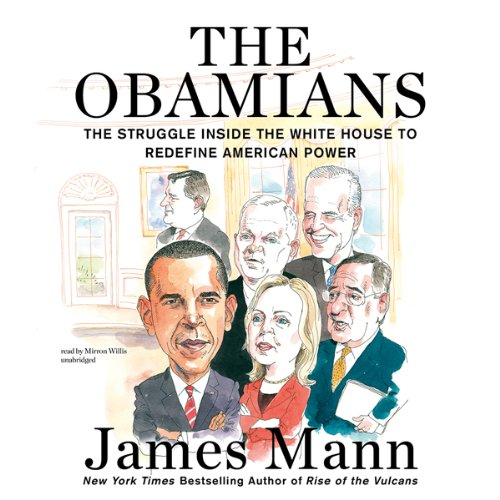 The Obamians audiobook cover art