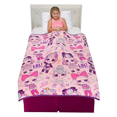 diva at home blankets Franco Kids Bedding Super Soft Plush Throw Blanket, 46