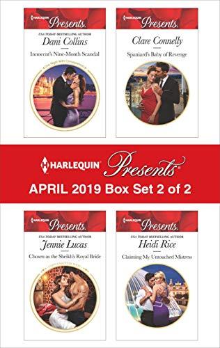 Harlequin Presents - April 2019 - B…