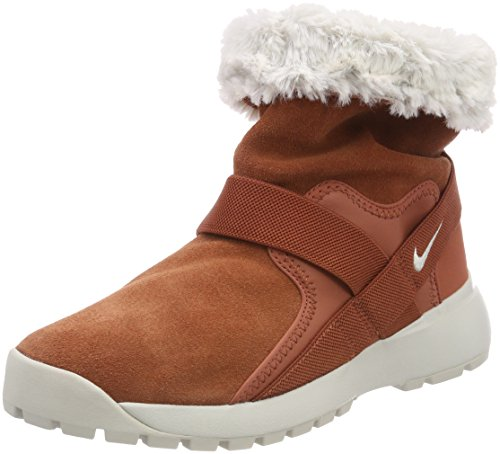 Nike Damen WMNS GOLKANA Boot Schneestiefel, Orange (Dusty Peach/Light Bone/Light Bone 203), 37.5 EU