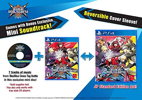 BlazBlue: Cross Tag Battle for PlayStation 4 - Standard Edition