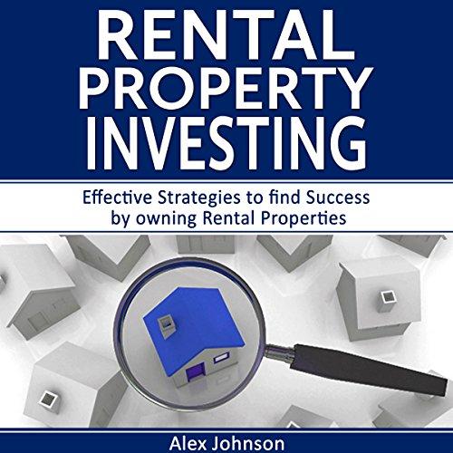 Rental Property Investing audiobook cover art