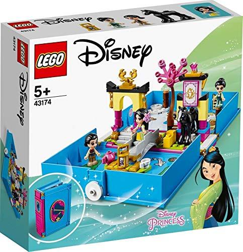 wow Lego Disney Princess 43174 Mulans Fairy Tale Book