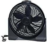 Lasko Elite Collection Cyclone Power Air Circulator 20 in