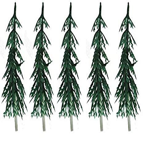 Oasis Supply Evergreen Tree Cake Decorating Pick, 3-Inch