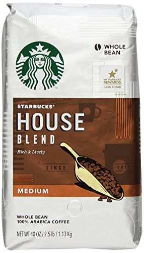 Starbucks House Blend Whole...