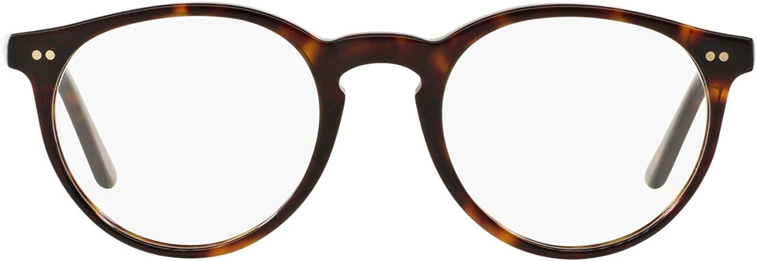 Polo Ralph All items in Manufacturer regenerated product the store Lauren Men's Ph2083 Frames Round Eyewear Prescription