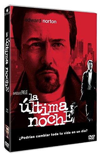 La última noche (25th Hour) [DVD]