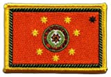 Flaggen Aufnäher Indianer Cherokee Nation Fahne Patch +