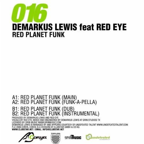 Demarkus Lewis ft Red Eye