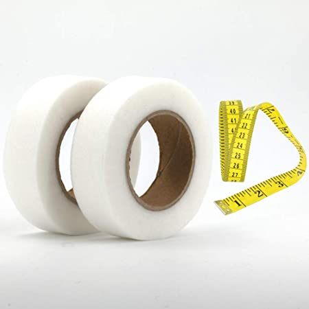 Wonderweb Wundaweb Extra Strong Hem Tape Iron On Fusible Fabric Tape No Sewing 3 Meters x 20mm by Vilene