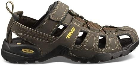 Best mens open heel sandals Reviews