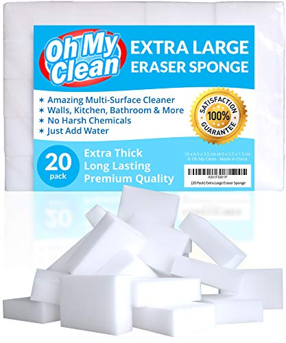 Melamine Sponge (Magic Eraser)