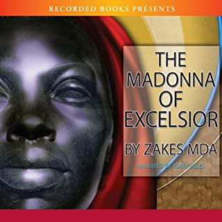 The Madonna of Excelsior audiobook cover art