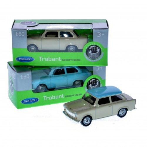 Modellauto Trabant ca. 7,5 cm