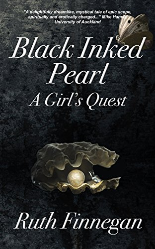 Black Inked Pearl: A Girl's Quest by [Ruth Finnegan]