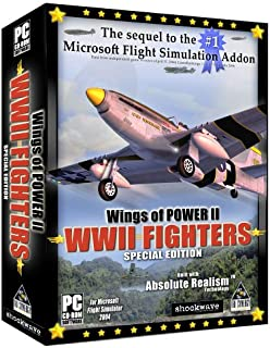 Wings Of Power II: World War II Fighters - PC